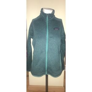 Patagonia Womens Full Zip Sweater  XS